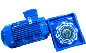 Nmrv Geared Motor Transmission Gear Motor Transmission Reducer pictures & photos