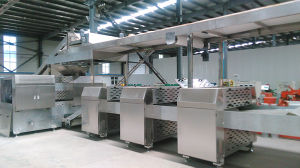 Cheap Automatic Wafer Biscuit Making Line pictures & photos