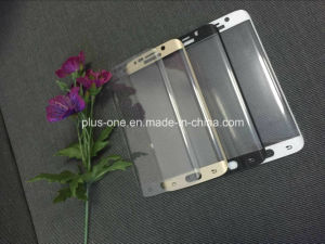3D Full Cover Tempered Glass for S6 Edge