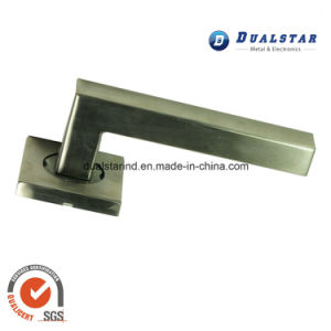 Stainless Steel Handle Casting for Door
