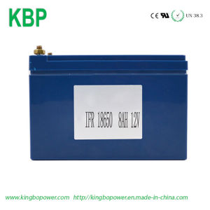 12V 8ah Electric Scooter Li-ion Battery with BMS Protection
