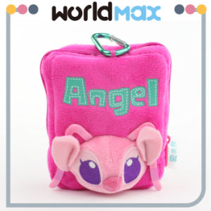Custom Lilo & Stitch Plush Angel Purse (SP1101)