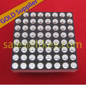 8X8 LED DOT Matrix with RoHS Compliance pictures & photos