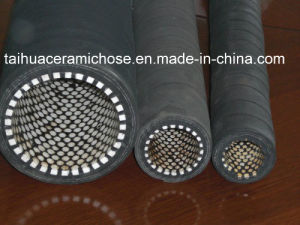 Wear -Resisting Ceramic Lined EPDM Hose for Sand Blasting pictures & photos
