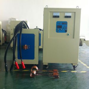 IGBT Ultrasonic Induction Billet Heater for Gear Heat Treatment (GYS-120AB) pictures & photos