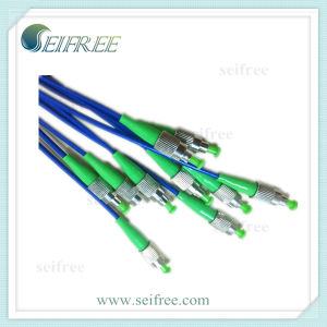 Armored FC/APC Fiber Optic Pigtail Cable for ONU Gepon pictures & photos