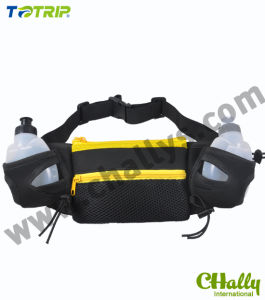 Running Hydration Belt with Bottles