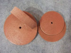 Non-Woven Abrasives Cleaning Buffing Wheel pictures & photos