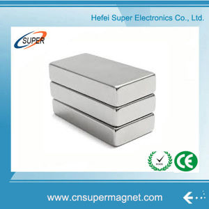 Strong Permanent N45 Block Neodymium Magnet pictures & photos