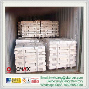 Mg Ingot Magnesium Ingot Mg9990 Mg9995 Pure Magnesium Alloy Ingot (mg) pictures & photos