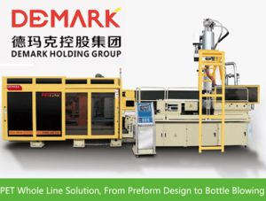 Demark High Speed Pet Preform Injection System 96 Cavities Cooling Robot - Preform up to 30g (96Cavities) pictures & photos