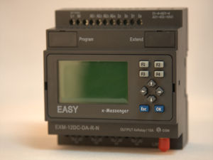GSM/SMS/GPRS PLC, Ideal Solution for Remote Control& Monitoring &Alarming Applications (EXM-12DC-DA-R-N-HMI) pictures & photos