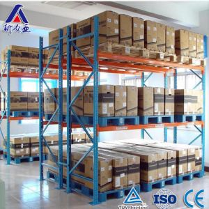 Space Saving Steel Warehouse Rack for Pallet Storage pictures & photos
