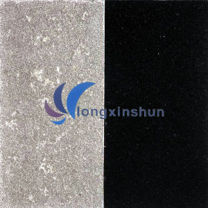 Customized Natural Shangxi Black Tile