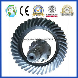 Truck Pr90 Axle Differential Spiral Bevel Gear 8/37 pictures & photos