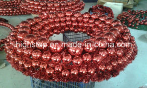 Christmas Wreath with Ball Decoration pictures & photos