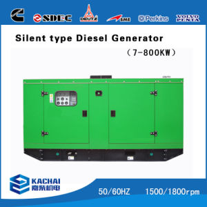 22.5kVA--62.5kVA Silent Type Weifang Diesel Engine for Sale