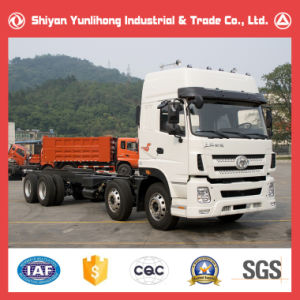 T380 30t Heavry Duty Truck Chassis/Lorry Truck Chassis 8X4 pictures & photos