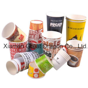 to Go Paper Cups for Hot or Cold Drinking (PC11003)