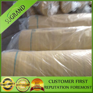 100% HDPE China Best Price Yellow Shade Net Supplier pictures & photos