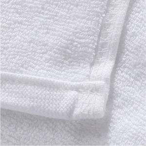 Promotion Eco-Friendly White Quality Hand Towel Hotel Textile Towels pictures & photos
