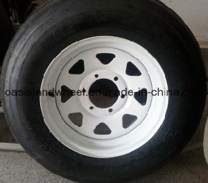 185r14c Tyre & Wheel Assemblies for Trailer pictures & photos