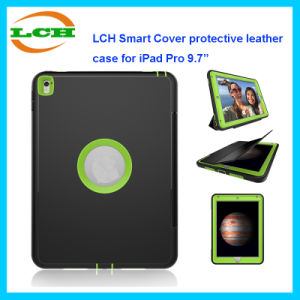 "Smart Cover Leather Protective Laptop/Tablet Case for iPad PRO 9.7"" pictures & photos"