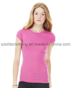 High Quality Cotton Bamboo T-Shirt (ELTWTJ-301) pictures & photos
