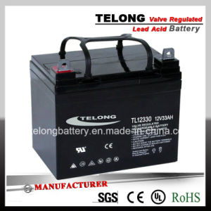 12V33ah Power Battery for Electric Car pictures & photos