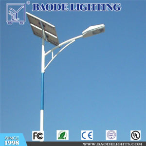 8m 36W Solar LED Street Lamp with Coc Certificate pictures & photos
