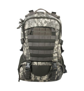 Tactical Military Equipment Outdoor Digital Molle Backpack Cl5-0038 pictures & photos