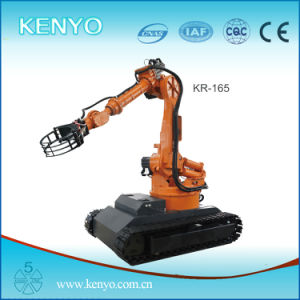 CNC Automatic Industrial Robot 6- Axis Handling Robot Arm