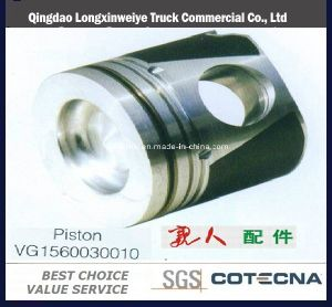 Full Range China Truck Parts HOWO Truck Parts -Piston pictures & photos