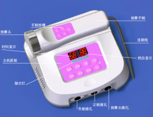 High Quality Safe and Reliable Multifunction Head Body Massage Device pictures & photos