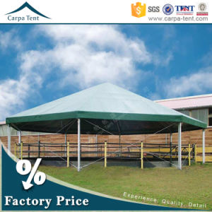 Water Resistant Movable Green Fabric Cover Multi-Sided Tent Wholesale pictures & photos