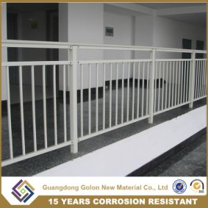 15 Years Rust Resistance Assembled Outdoor Metal Railing
