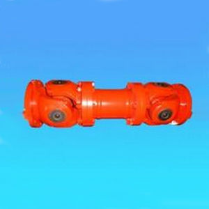 Non-Stretch Flange SWC-Wf Type Universal Coupling