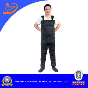 Fashion Waterproof Neoprene Chest Wader (8898A)