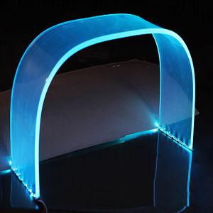Optionally Processing Light Guide Acrylic Panel For Led Lighting