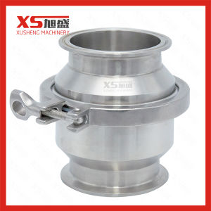 Stainless Steel Sanitary Tri Clamp Check Valve pictures & photos