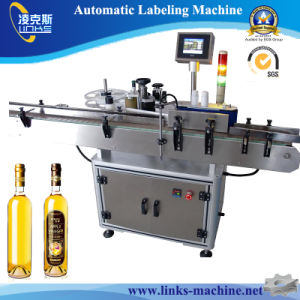 Automatic Glass Bottle Labeling Machine pictures & photos
