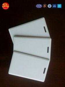China White Blank Thick Pvc Smart Id Card China Thick Card Pvc