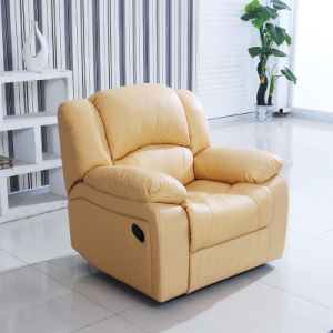 Awe Inspiring Single Modern Comfortable Recliner Sofa With Armrest Dailytribune Chair Design For Home Dailytribuneorg