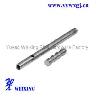 Auto Parts Control System Parts Stainless Steel Hose Hydraulic Fitting