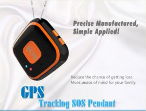 Mini GPS Mobile Phone Sos Monitor for Kid or Elder