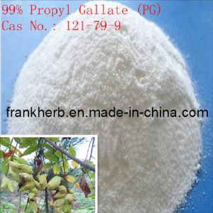 99% Propyl Gallate/121-79-9 (Drug Grade and Food Grade Stocks) pictures & photos