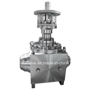 Top Entry Bw Ends Ball Valve