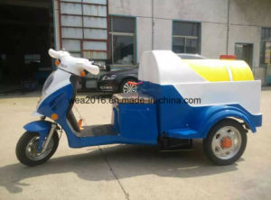 China Suppliers Environmental Adult Electric Tricycle for Garbage Collection pictures & photos