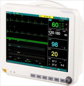 Vital Sign Monitor/ Patient Monitor-Jpd-800b (15 inch) with CE