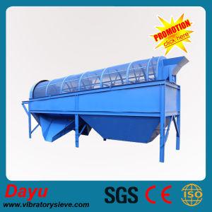 Abrasives Sieve Vibrating Screen Separator Roller Screen Screening Machine pictures & photos